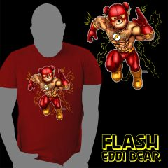 FLASH Eddi Bear Shirt