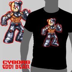 CYBORG Eddi Bear Shirt