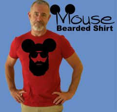 MOUSE Bearded Shirt