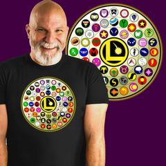 Legion Symbols Wheel Shirt