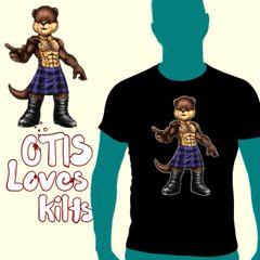 OTIS Loves Kilts