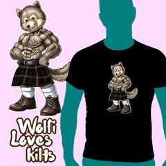 WOLFI Loves Kilts