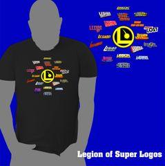 LEGION OF SUPER-LOGOS