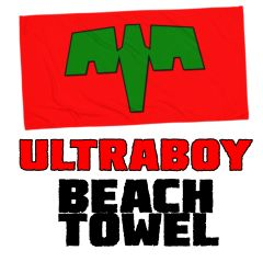 ULTRA BOY Beach Towel