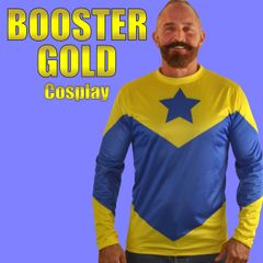 BOOSTER GOLD Prototype Cosplay shirt.