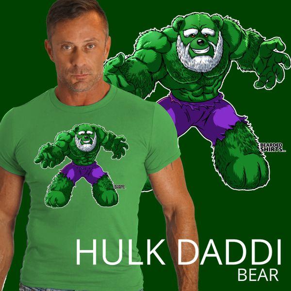 HULK DADDI BEAR