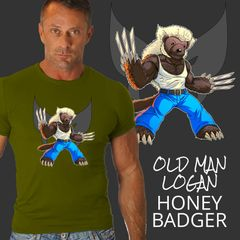 Old Man Logan Honey Badger