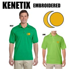 Kenetix Embroidered shirts