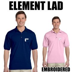 ELEMENT LAD Embroidered shirts