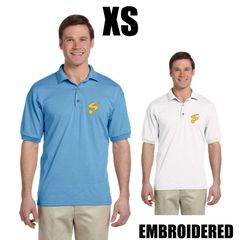 XS Embroidered shirts