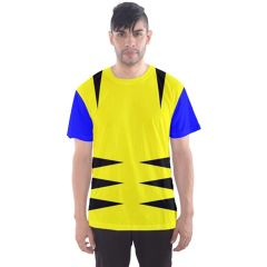 WOLVERINE Cosplay shirt