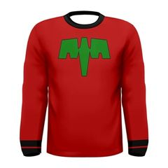 ULTRABOY LONGSLEEVE Cosplay shirt
