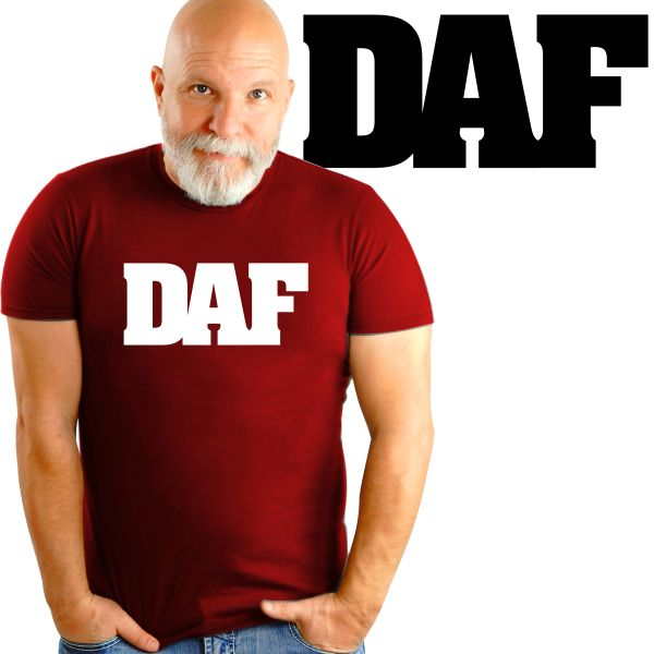 DAF (Daddy As F*ck)