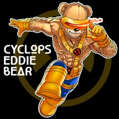 CYCLOPS EDDI BEAR
