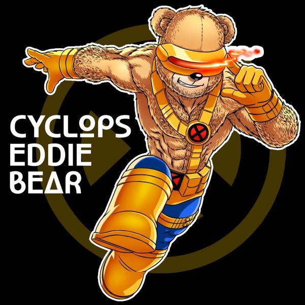 CYCLOPS EDDI BEAR