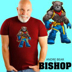 BISHOP ANDRE BEAR