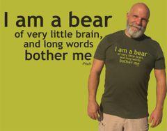 Bear of little brain