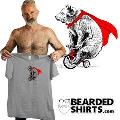Trike Bear