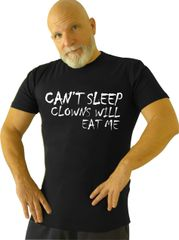 Can't sleep... Clowns will eat me
