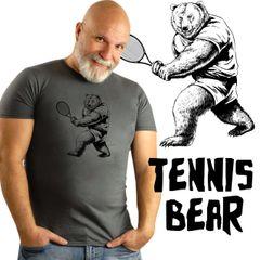 TENNIS Bear Shirt
