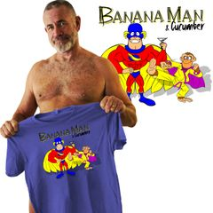 BANANA MAN & CUCUMBER