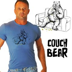 COUCH BEAR