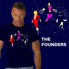 The Founders Tribute shirt