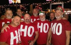 HO and MO shirt.