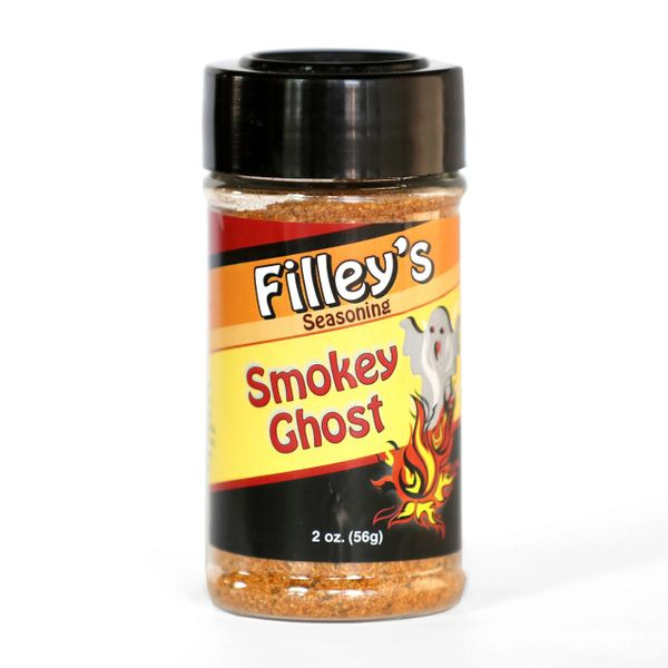 Smokey Ghost Seasoning - 2 oz