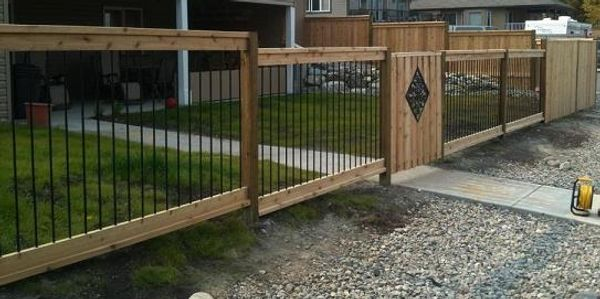 JGD Handyman custom built fence