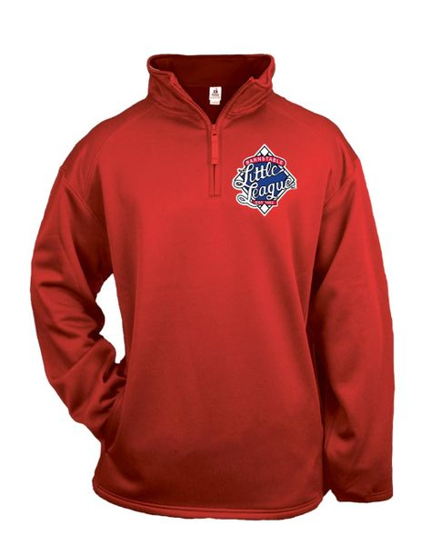 Barnstable Little League Quarter Zip