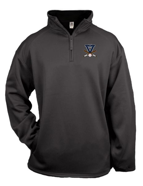1480/1486-MV Badger Poly Fleece 1/4 Zip