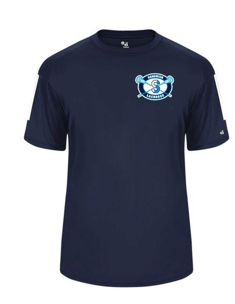 4126-Sandwich Lax Sideline T-Shirt