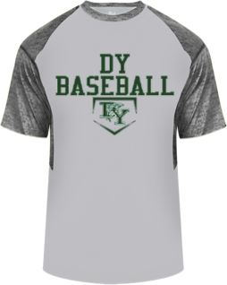 DY High School Baseball T-shirt