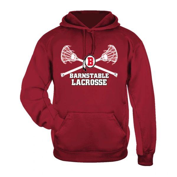 1454 Barnstable Lacrosse Hoodie