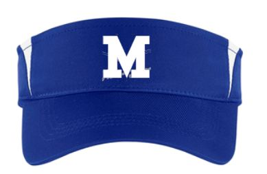 MASHPEE YOUTH BASEBALL VISOR