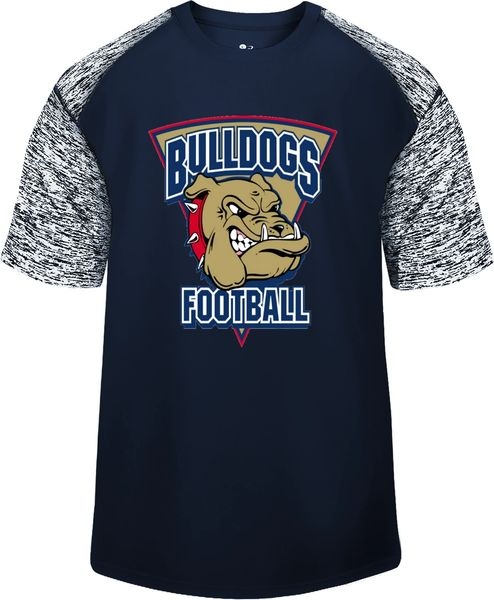 SANDWICH BULLDOGS BLENDED SPORT TEE
