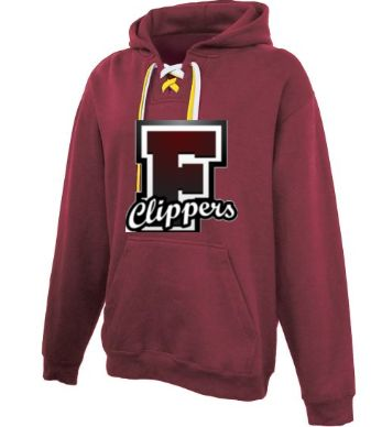 Falmouth Clippers Pennant Hoodie