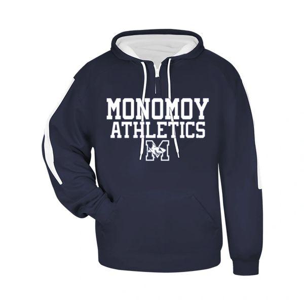 MONOMOY SIDELINE HOODIE