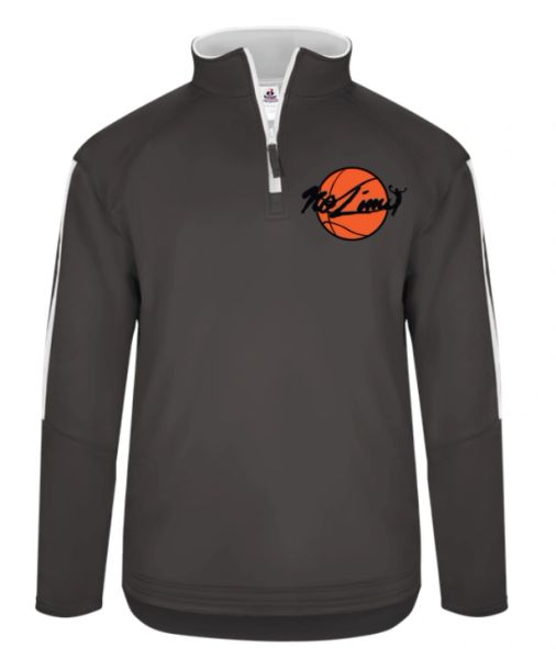 NO LIMIT SIDELINE FLEECE QUARTER ZIP