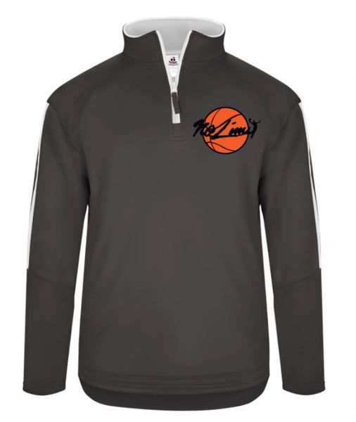 NO LIMIT LIGHTWEIGHT 1/4 ZIP