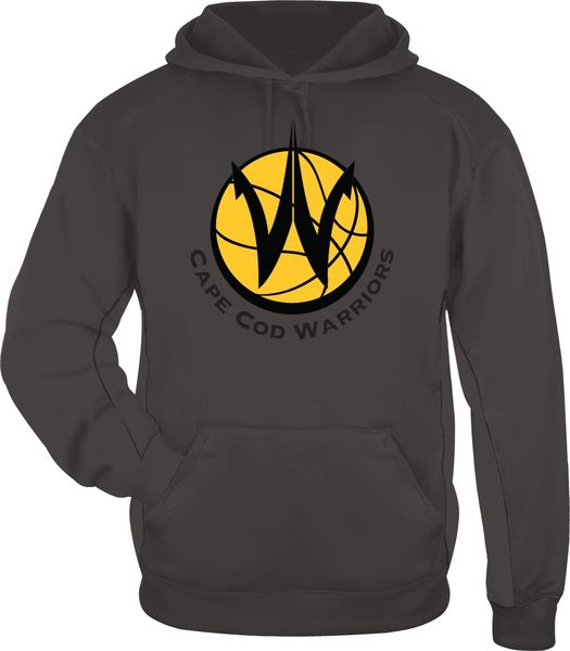 Cape Cod Warriors Fleece Hoodie