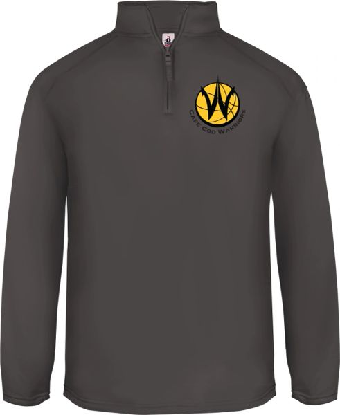 CAPE COD WARRIORS FLEECE 1/4 ZIP