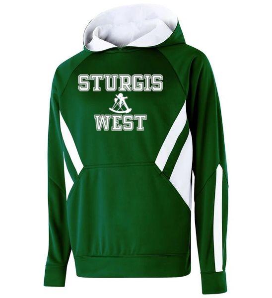 STURGIS WEST ARGON HOODIE
