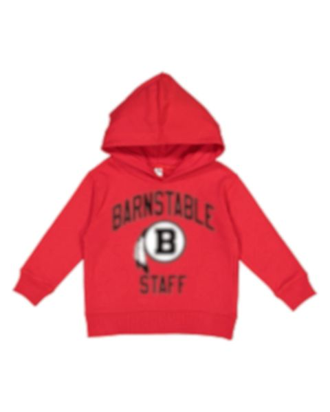 BARNSTABLE TODDLER STAFF HOODIE