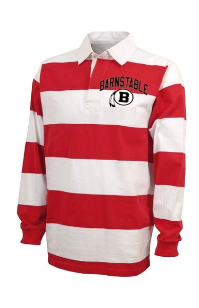 BARNSTABLE HIGH SCHOOL RUGBY SHIRT