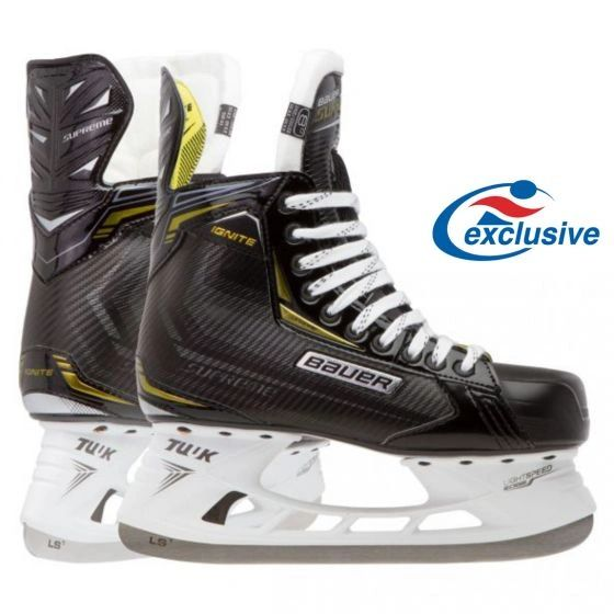 BAUER SUPREME IGNITE 2018 SENIOR SKATE