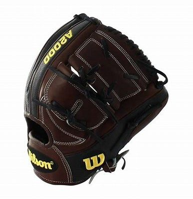 "WILSON A2000 B2 SUPERSKIN 12"" GLOVE RH THROW"