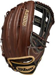 Wilson A2000 WTA20RB201799 Adult Outfield Baseball Glove 12.75 Inch RH THROW