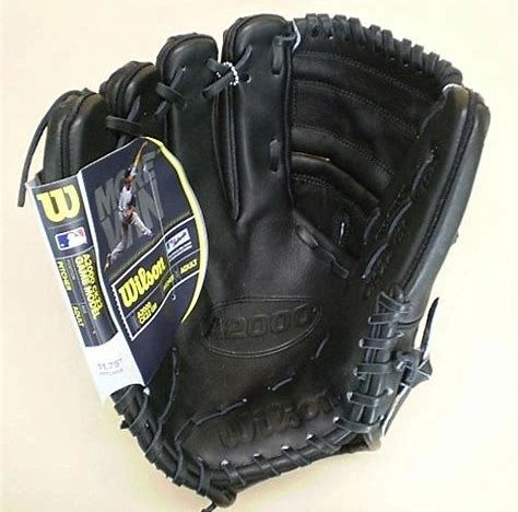 Wilson A2000 Clayton Kershaw Game Model 11.75 in Baseball Glove (WTA20RB15CK22GM) LEFT HAND THROW